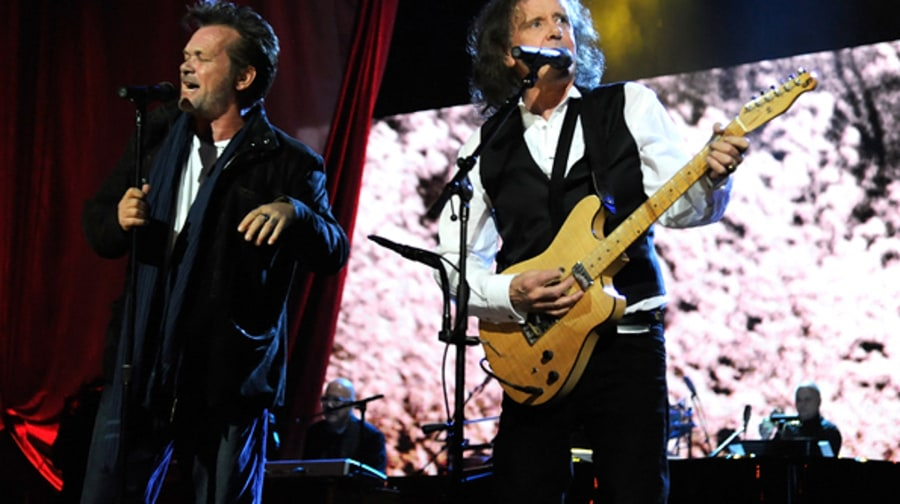 John Mellencamp and Donovan