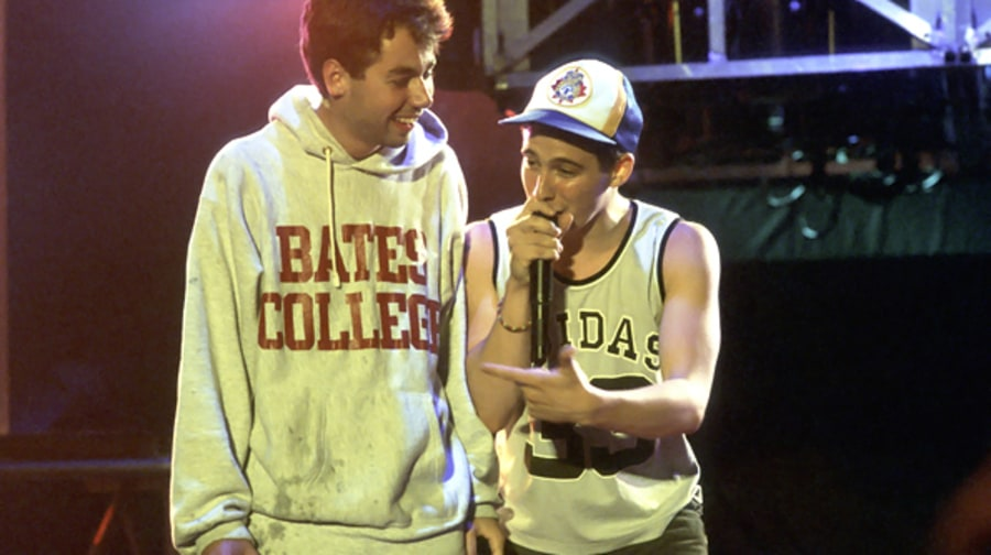 MCA and Ad Rock
