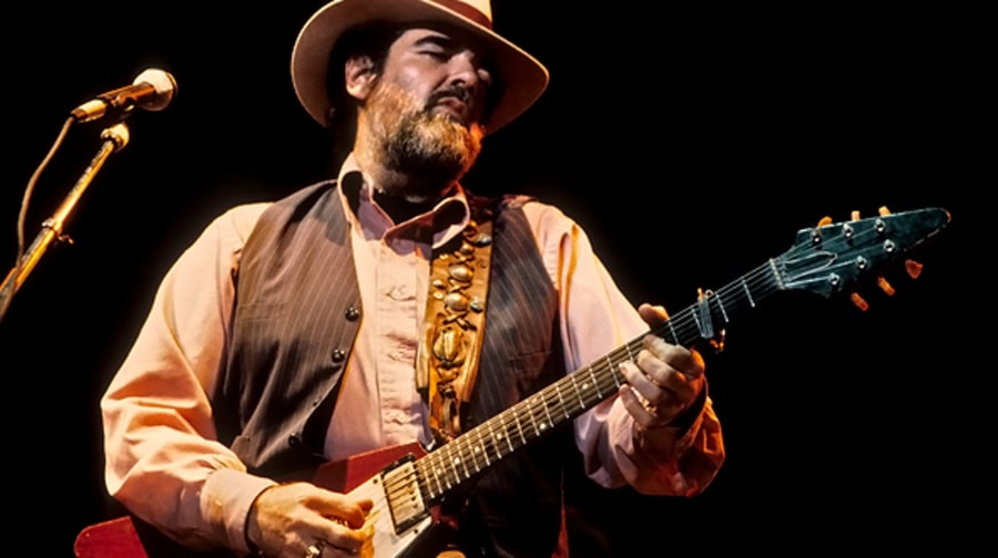 Lonnie Mack's Flying V