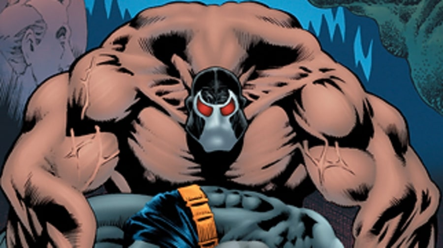 8. 'Batman: Knightfall'