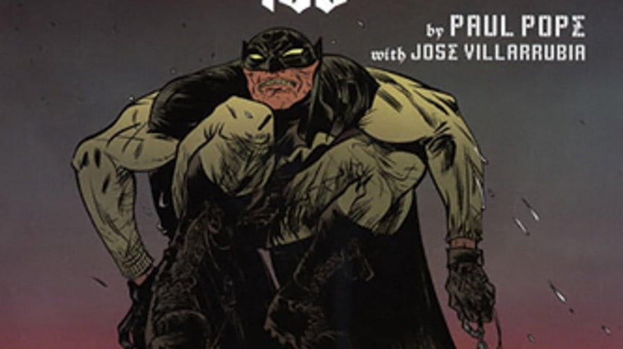 11. 'Batman Year 100'