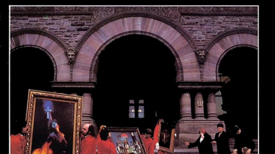 10. Rush - 'Moving Pictures'