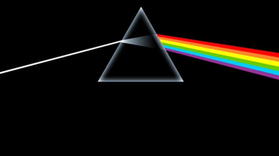 4. Pink Floyd - 'Dark Side of the Moon'