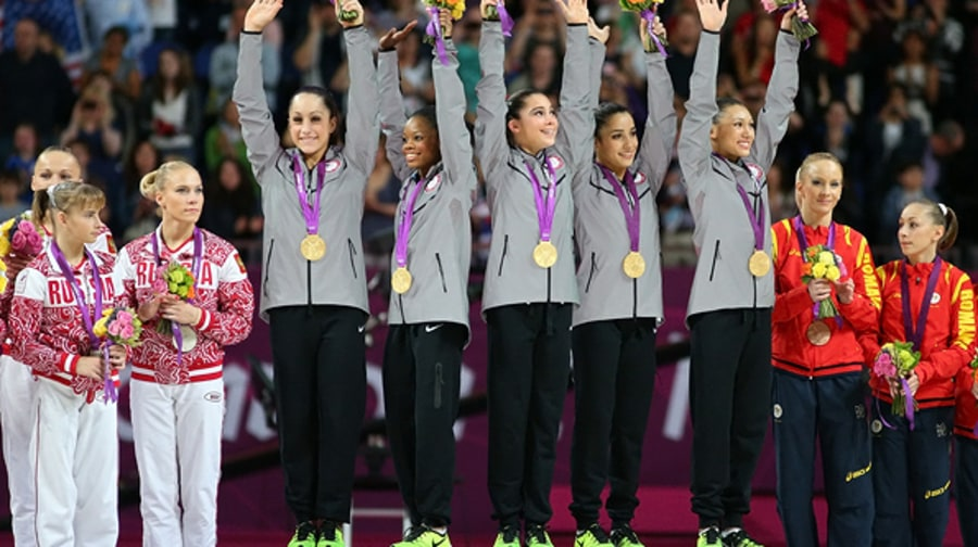Artistic Gymnastics Women's Team
