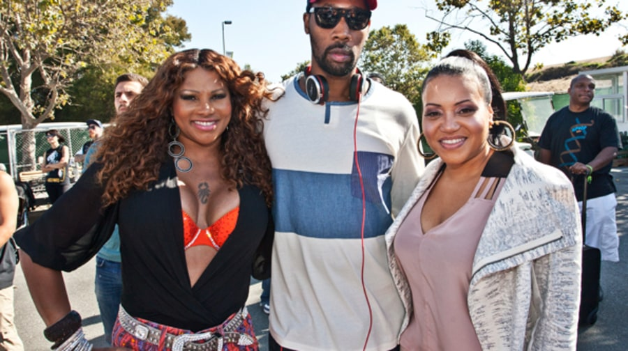 Salt-N-Pepa and RZA