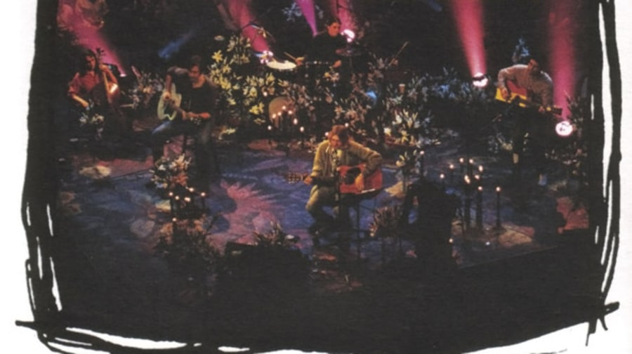 8. Nirvana - 'MTV Unplugged in New York'