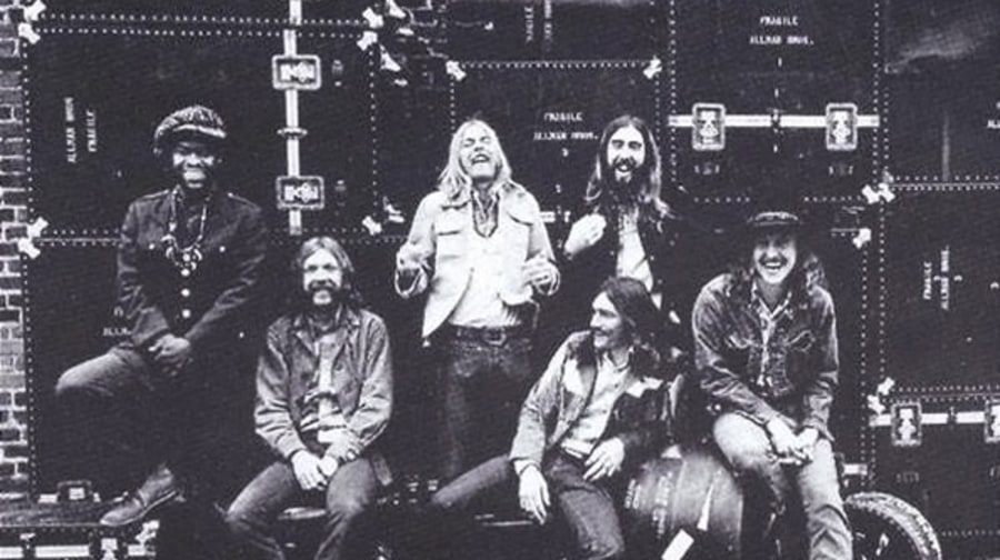 2. The Allman Brothers - 'Live at the Filmore East'