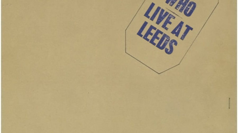 1. The Who - 'Live at Leeds'