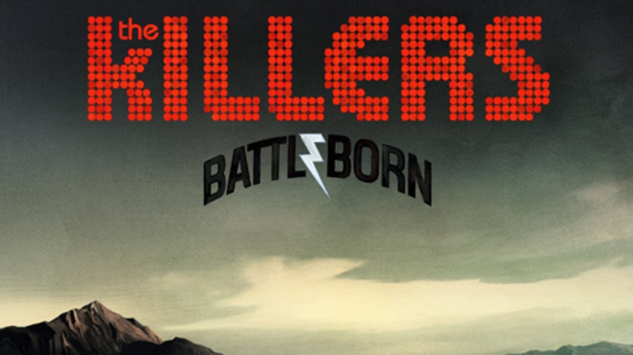 2. The Killers, 'Battle Born'