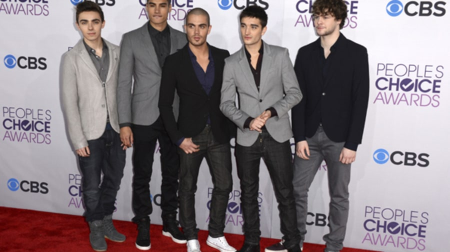 The Wanted Break Out