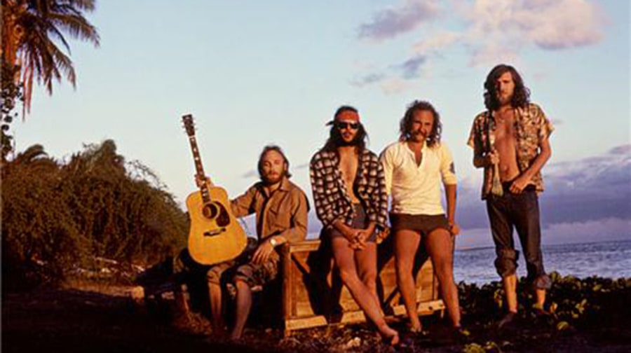 Crosby, Stills, Nash & Young, Hawaii 1974