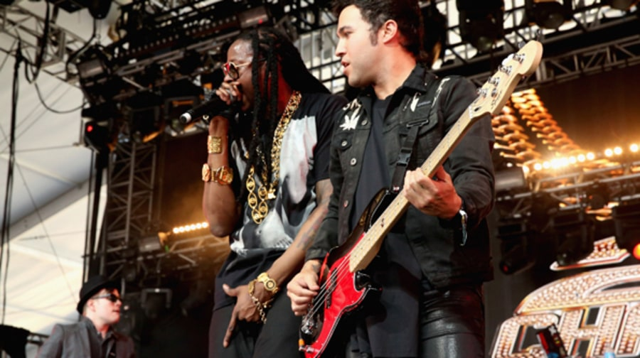 2 Chainz and Fall Out Boy