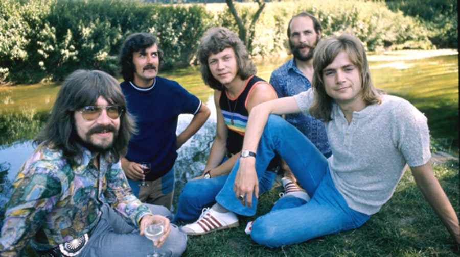5. The Moody Blues
