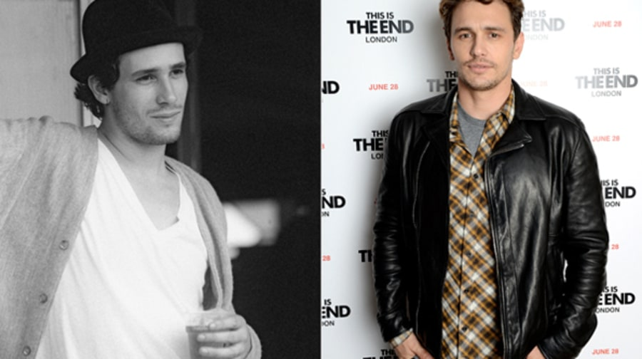 Jeff Buckley and James Franco