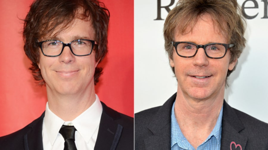 Ben Folds and Dana Carvey