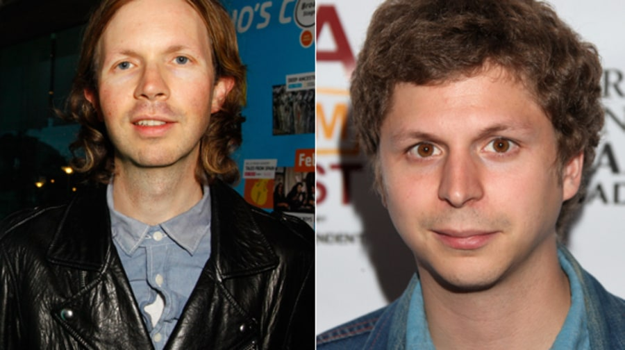 Beck and Michael Cera