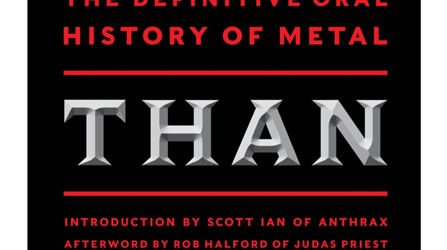 'Louder Than Hell: The Definitive Oral History of Metal' by Jon Wiederhorn and Katherine Turman