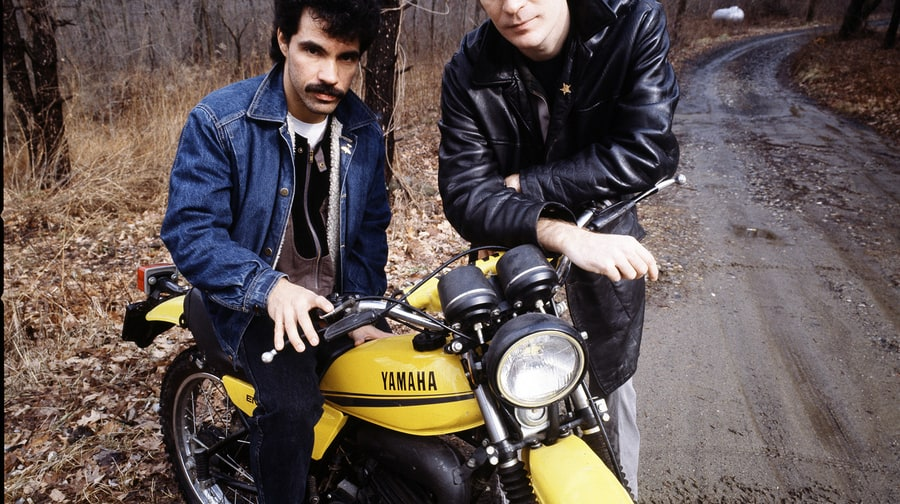 Hall & Oates in New York