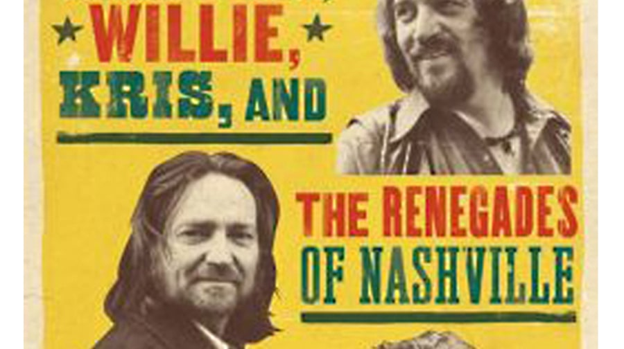 'Outlaw: Waylon, Willie, Kris and the Renegades of Nashville' by Michael Streissguth