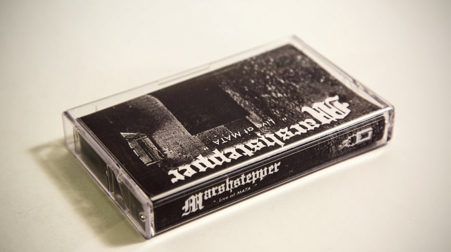9. Marshstepper, 'Live at MATA'