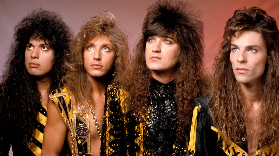 Honorable Mention: Stryper, 'Always There for You'