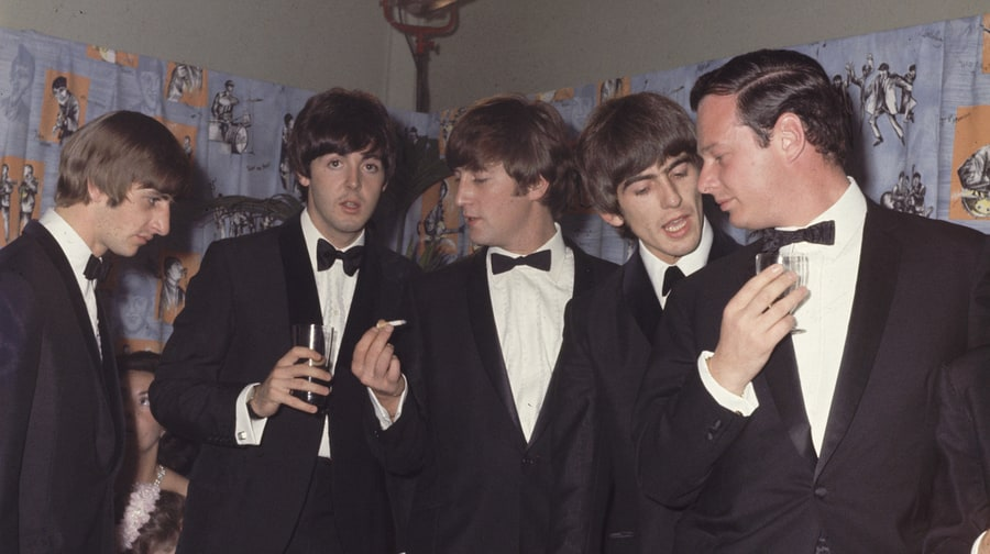 'A Hard Day's Night' Premiere