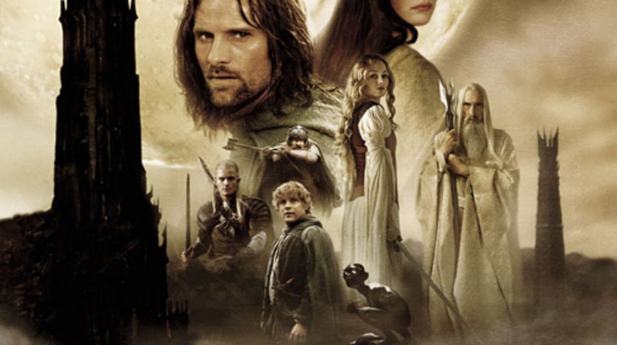 6. 'The Lord of the Rings: The Two Towers'