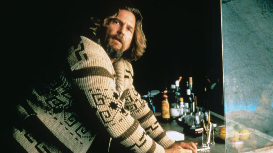 1. Jeff Bridges, 'The Big Lebowski'