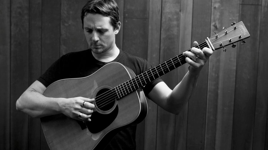 BEST NEW COUNTRY BADASS: Sturgill Simpson at St. David's Sanctuary