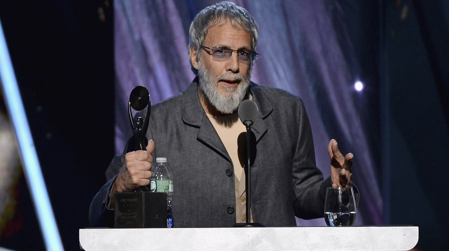 Best Anti-Rock-Star Move: Cat Stevens/Yusuf Islam's Speech