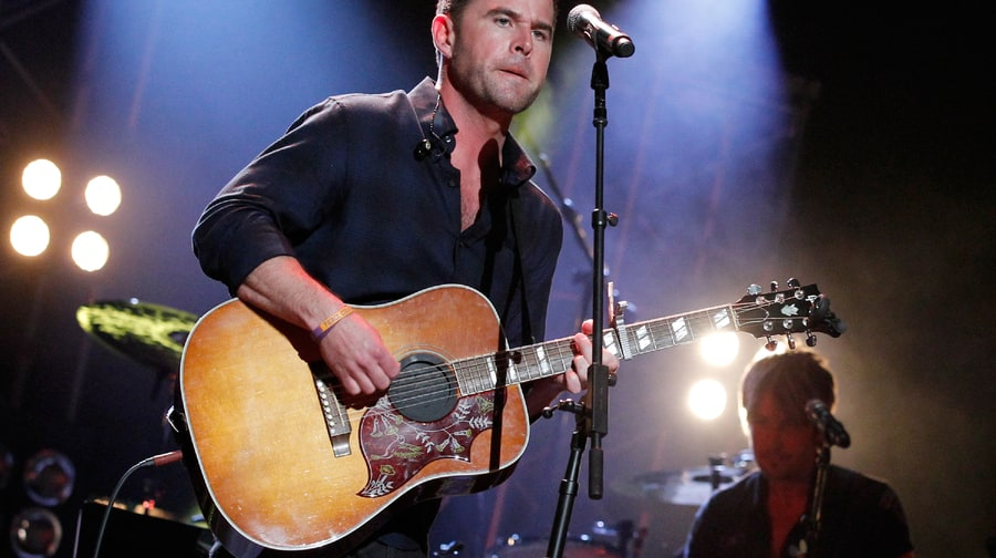 Best Cover Singer: David Nail
