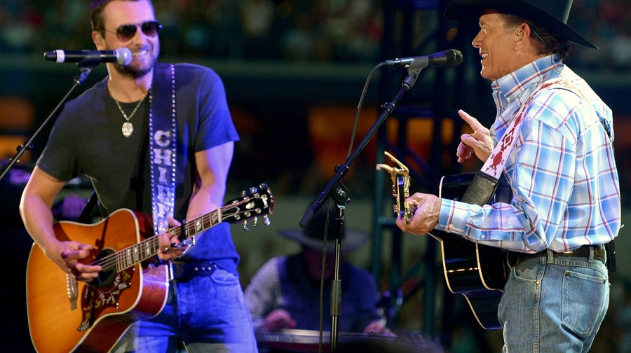 George Strait & Eric Church