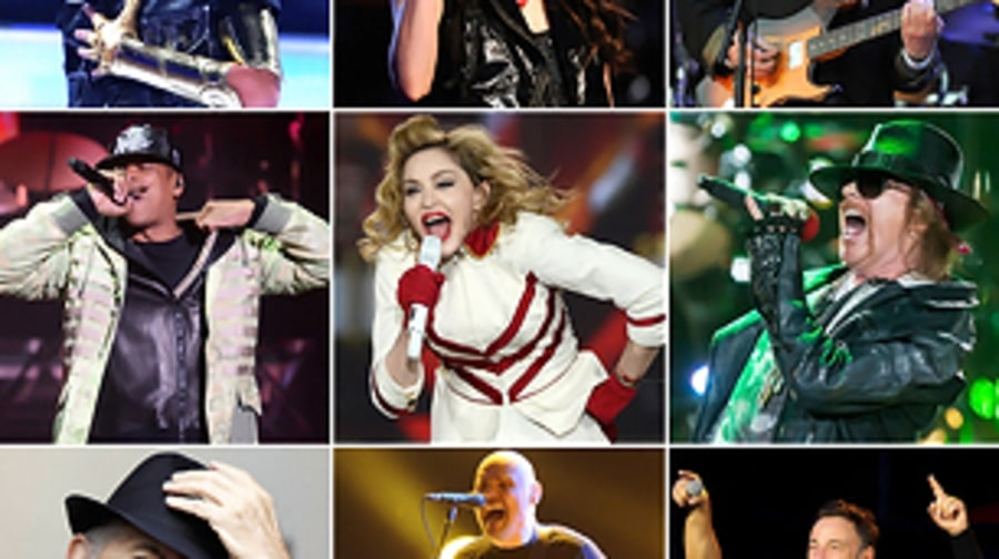 Fall's Hottest Tours and Concerts