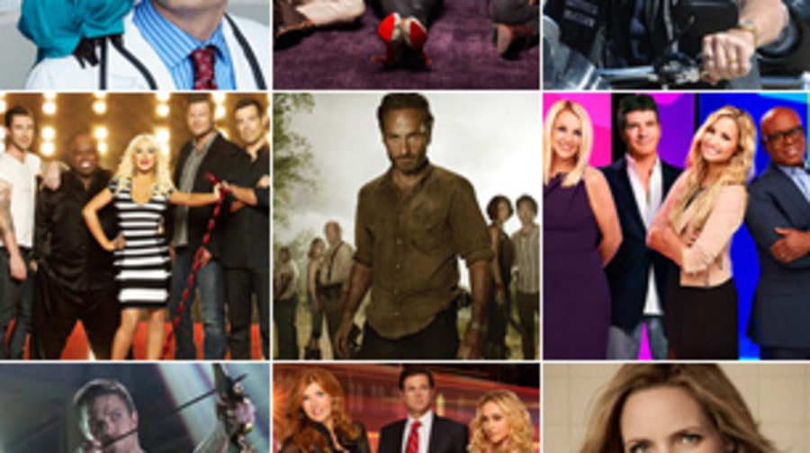Rob Sheffield's 2012 Fall TV Preview