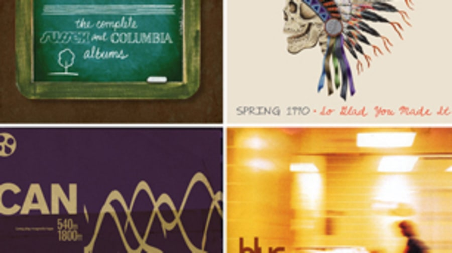 Best Album Reissues of 2012