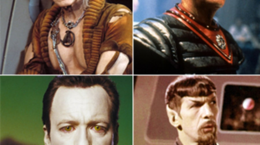 'Star Trek' Villains: The Top 10