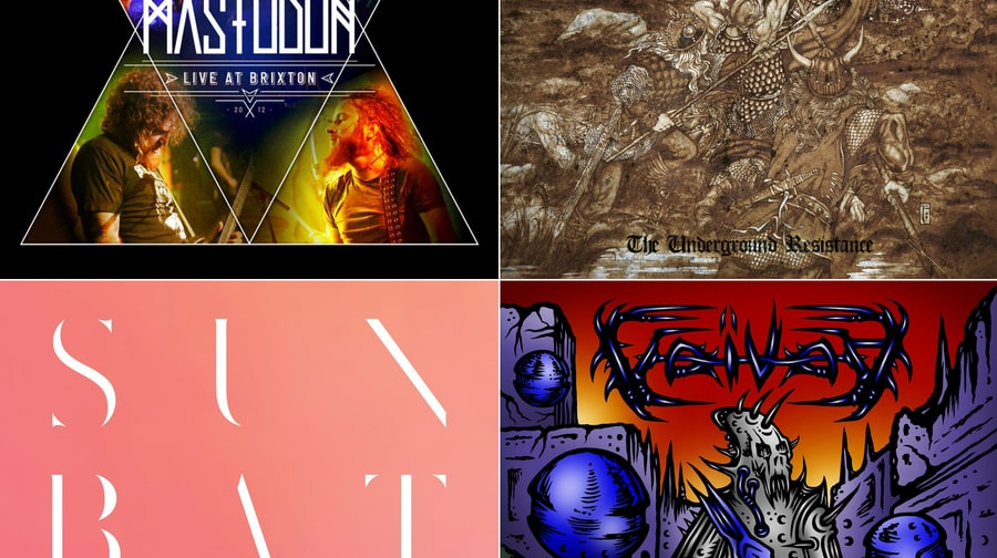 20 Best Metal Albums of 2013