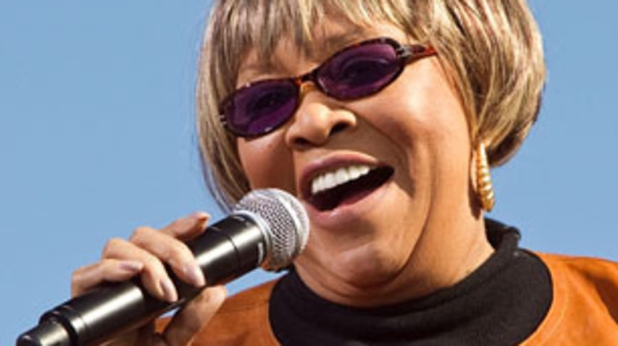 Mavis Staples,