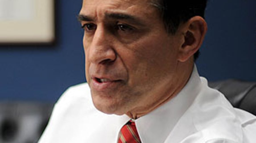 Rep. Darrell Issa<br><em>Republican, California</em>