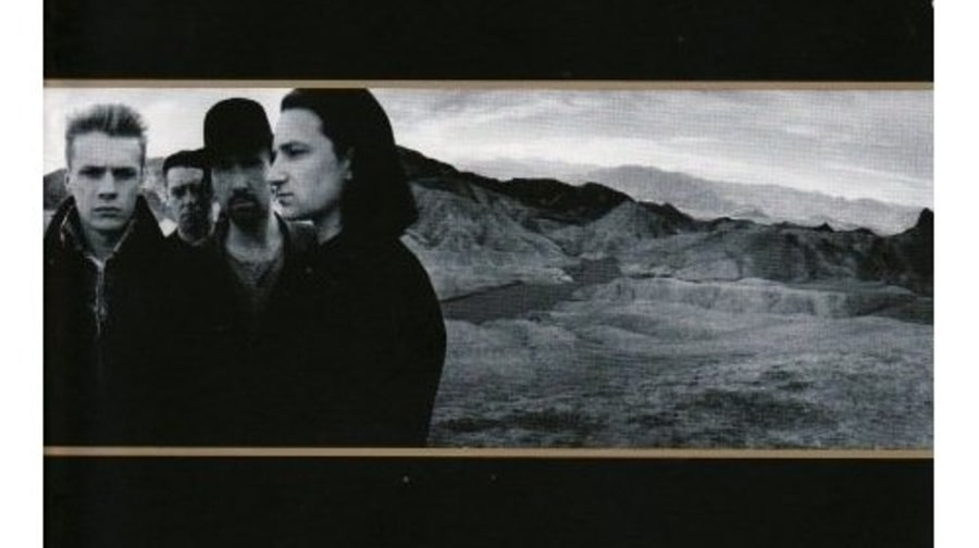 U2, 'The Joshua Tree'