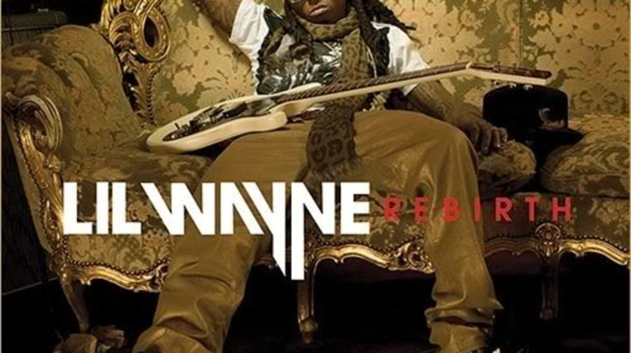 Lil Wayne Makes a Rock Album