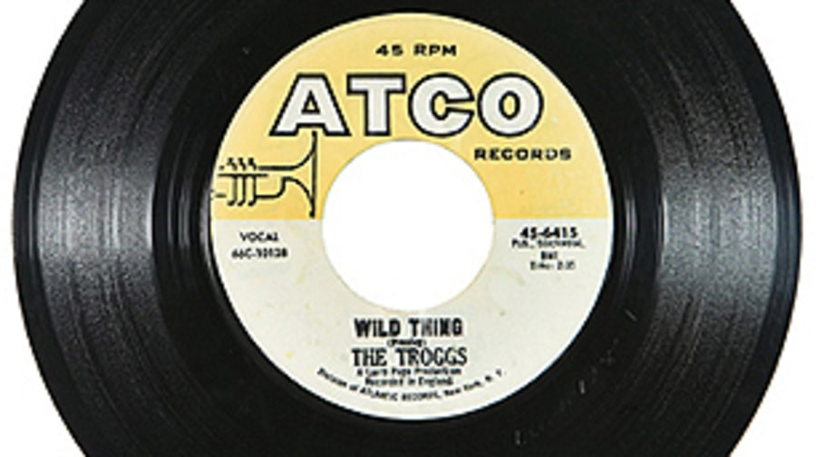 The Troggs, 'Wild Thing'