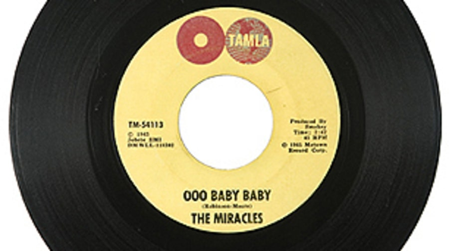 Smokey Robinson and The Miracles, 'Ooo Baby Baby'