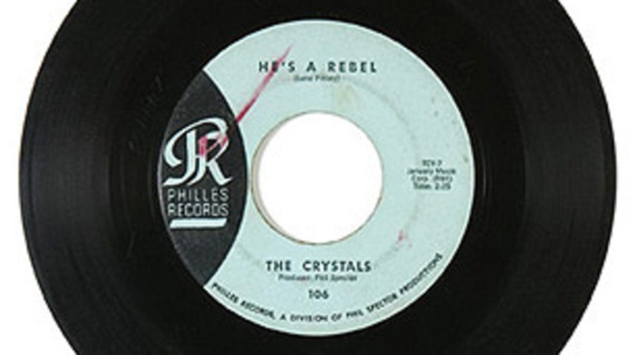 The Crystals, 'He's A Rebel'