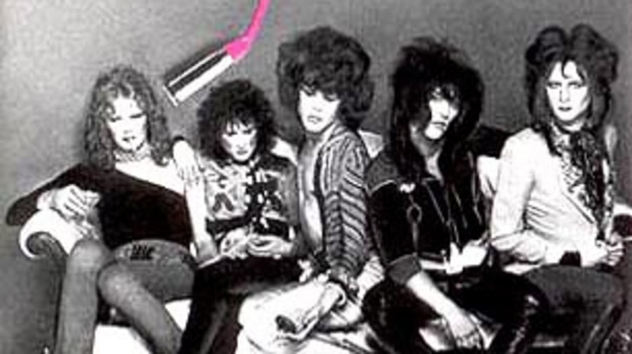 New York Dolls, 'Personality Crisis'