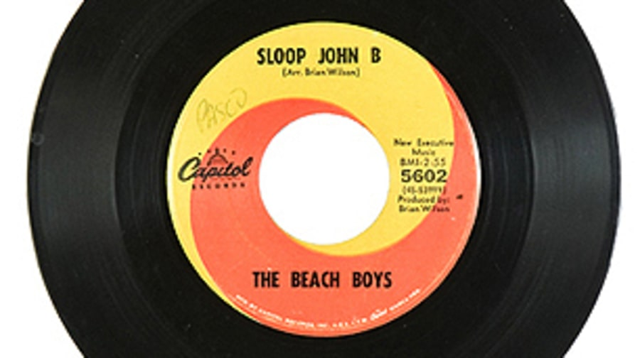 The Beach Boys, 'Sloop John B'