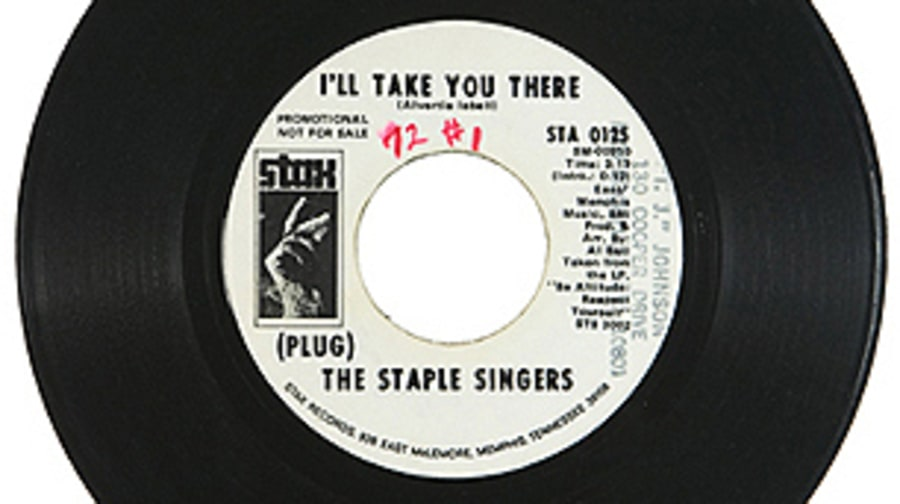 The Staple Singers, I'll Take You There