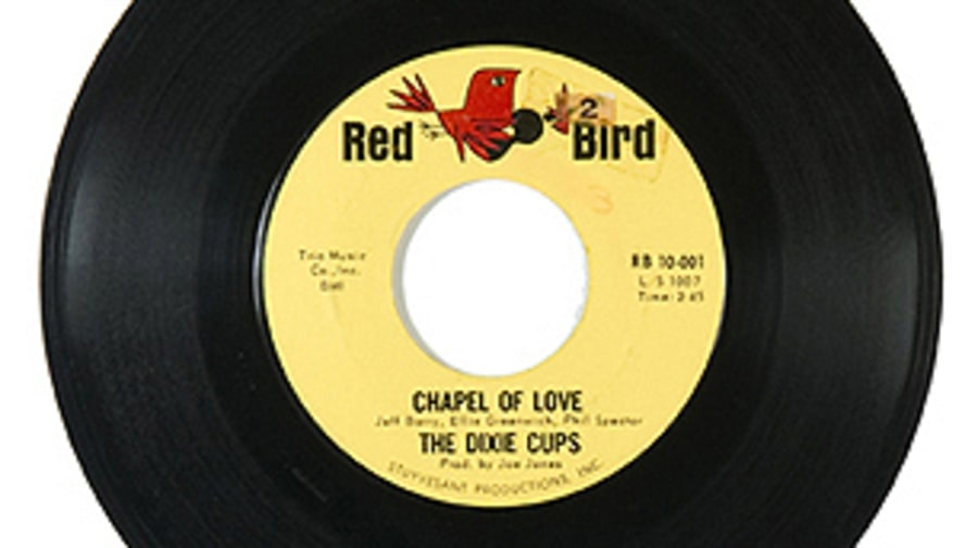 The Dixie Cups, 'Chapel of Love'