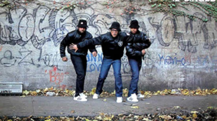 Run-DMC, 'Walk This Way'