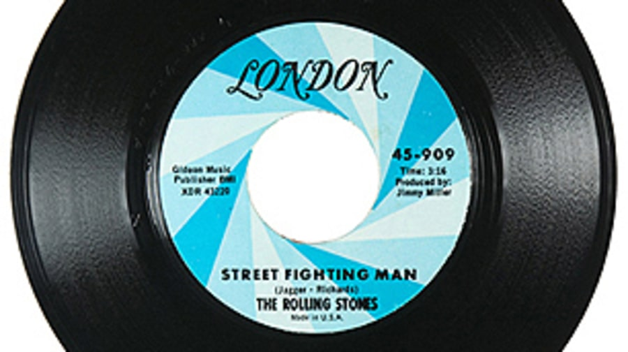 The Rolling Stones, 'Street Fighting Man'